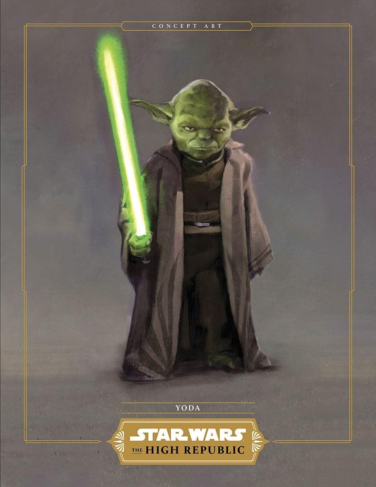 Раскрыто, как Йода выглядит в «Звездных войнах: Высшая Республика»