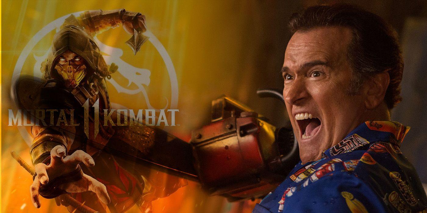 Внезапно подтвержден новый персонаж Mortal Kombat 11