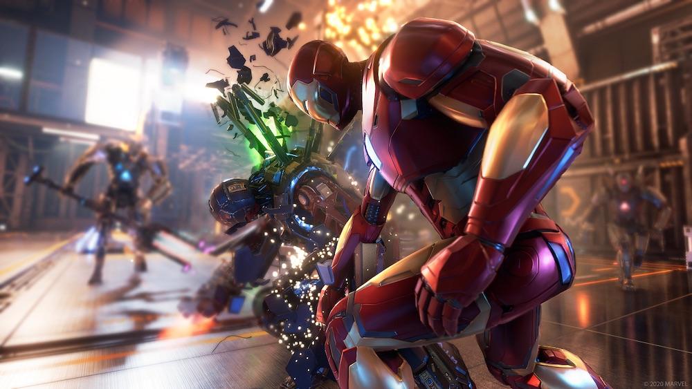 Честное мнение о сюжетной кампании Marvel's Avengers на обычной PS4