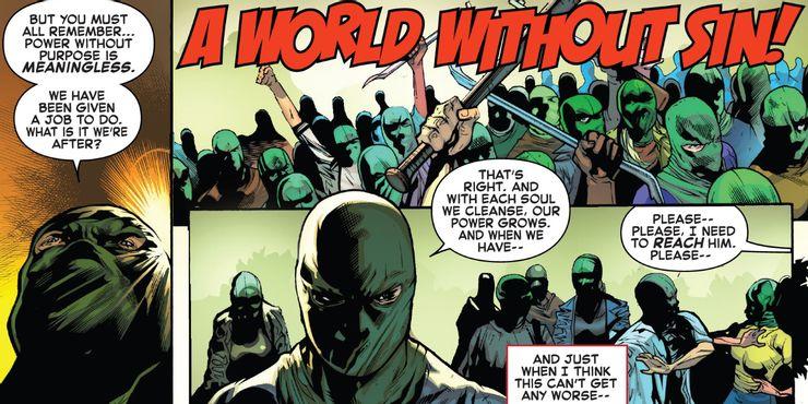 Злодей Человека-паука превратился в Джокера от Marvel