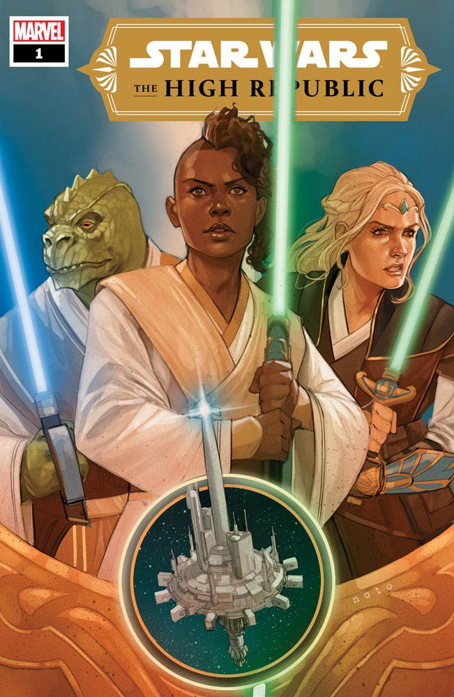 Представлен отрывок «Звездных войн: Высшая республика»