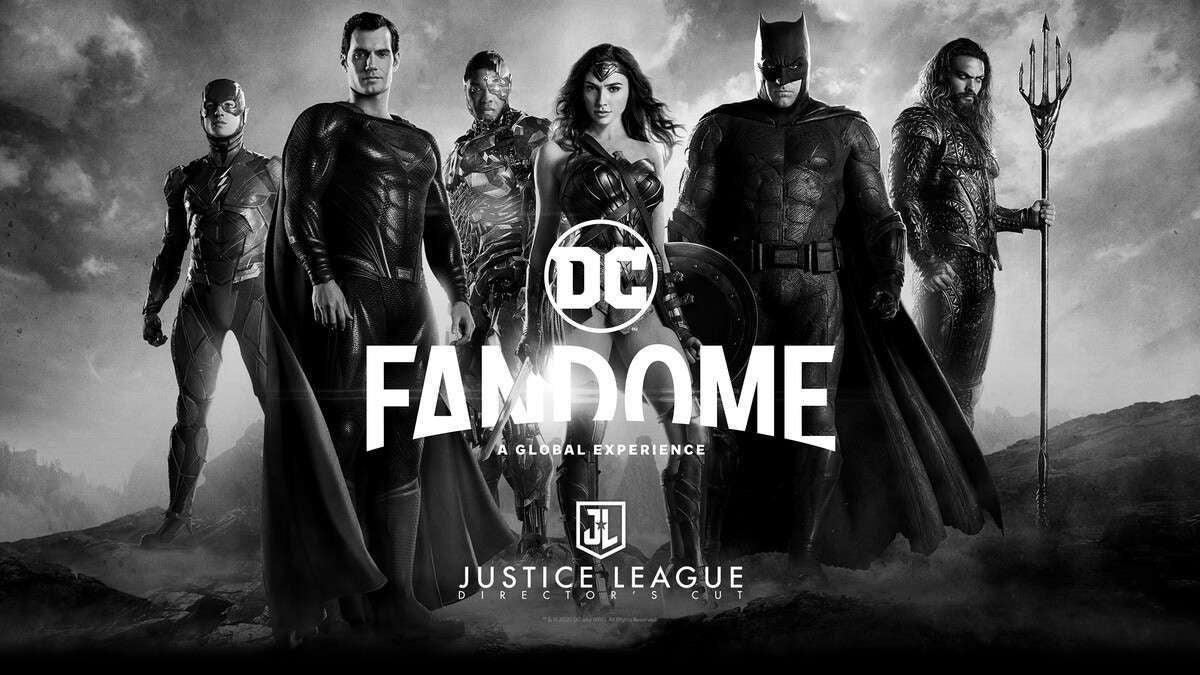 Раскрыто финальное название режиссерской версии «Лиги справедливости»
