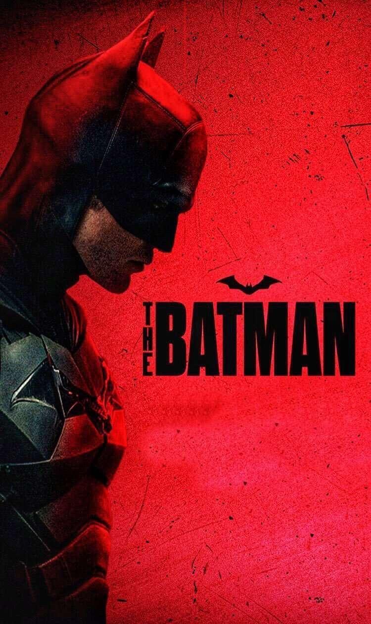 Постер показал обновленный дизайн Бэтмена Роберта Паттинсона