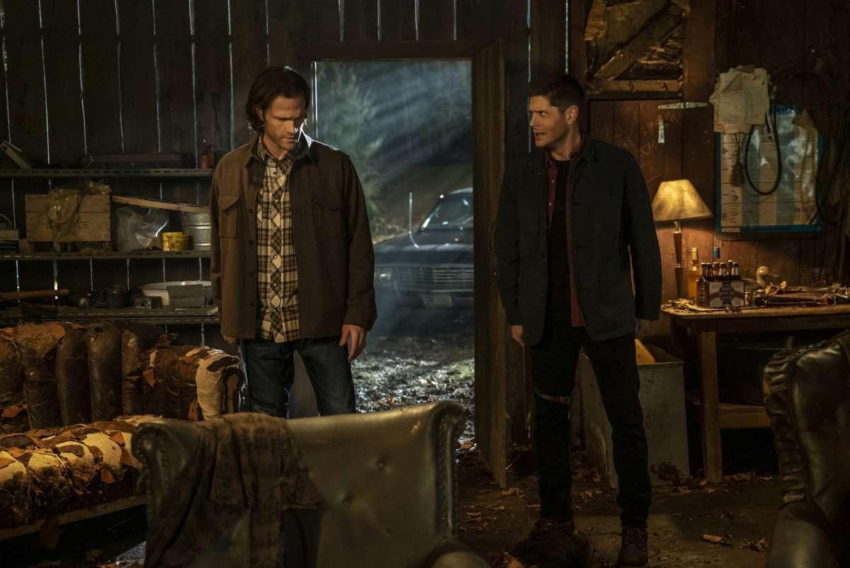 Появились кадры 14 серии 15 сезона «Сверхъестественное»