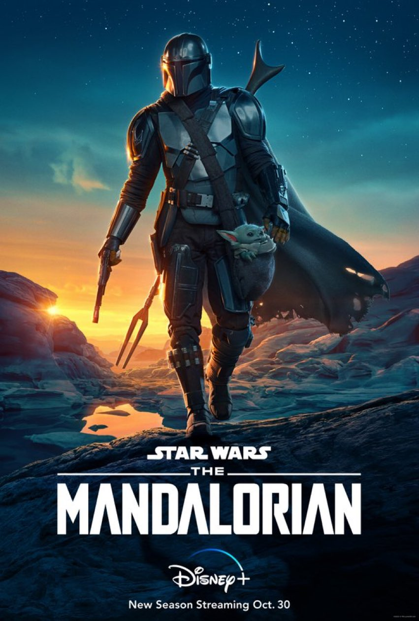 Первый трейлер 2 сезона «Звездные войны: Мандалорец»