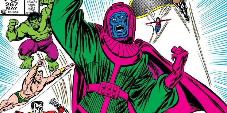 Канг Завоеватель может стать злодеем фильма «Мстители 5»