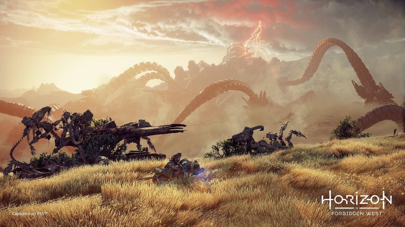 Подтверждено, что Horizon 2: Forbidden West выйдет на PS4