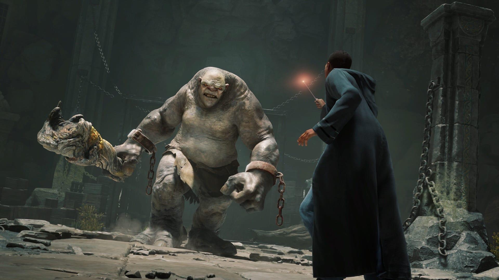 Русский трейлер и скриншоты игры «Хогвартс. Наследие» по «Гарри Поттеру»
