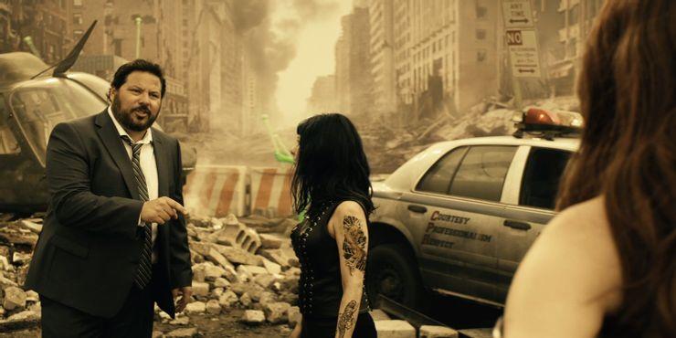 2 сезон сериала «Пацаны» высмеял пересъемки «Лиги справедливости»