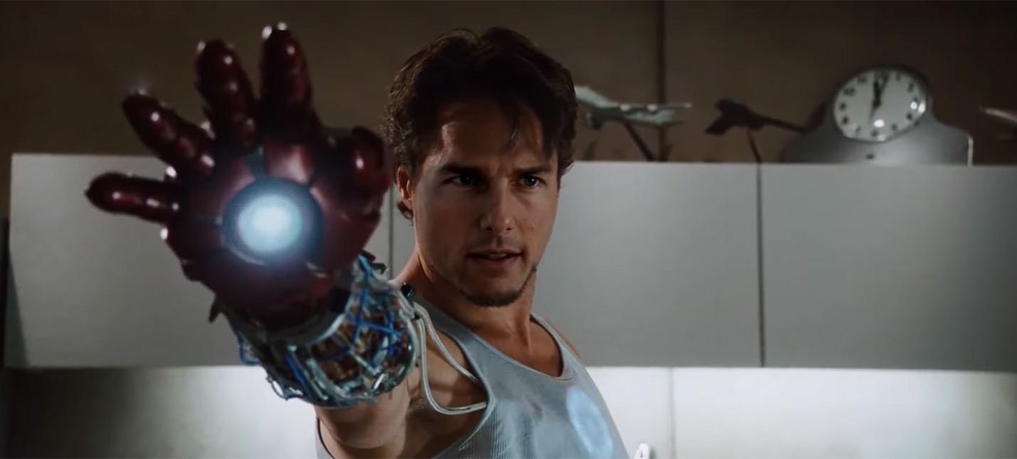 Подтверждение, что Том Круз станет Железным человеком в MCU