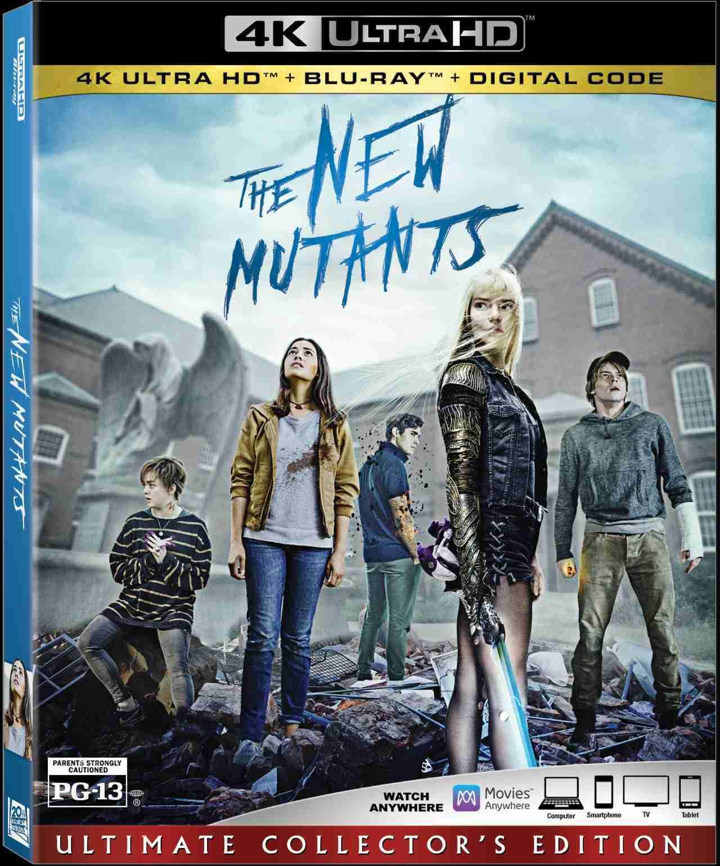 Когда фильм «Новые мутанты» можно будет посмотреть онлайн