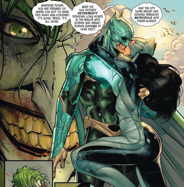 DC представили новый костюм Женщины-кошки