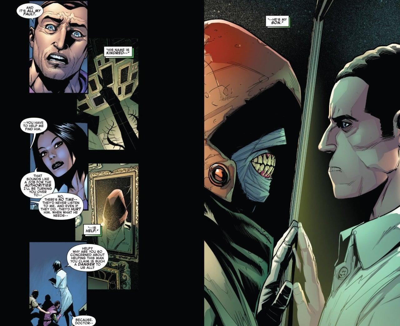 Раскрыта шокирующая личность нового злодея Человека-паука