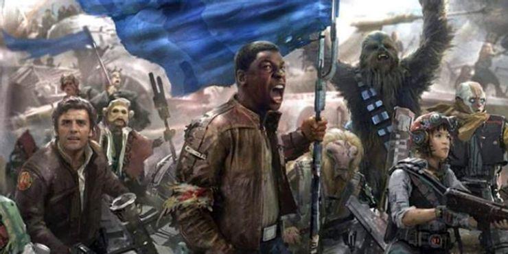 Актер раскрыл, что было лучше в отмененных «Звездных войнах 9»