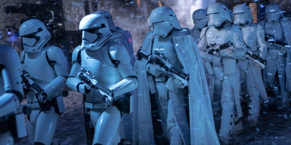 Раскрыто секретное происхождение Первого ордена в «Звездных войнах»