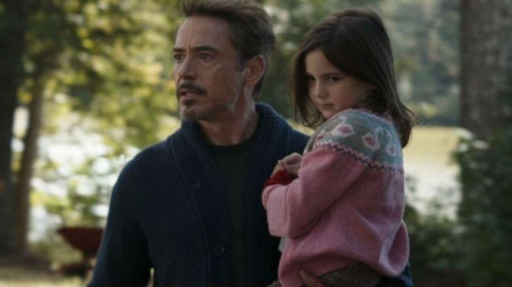 Новый Железный человек - не настоящее наследие Тони Старка в MCU