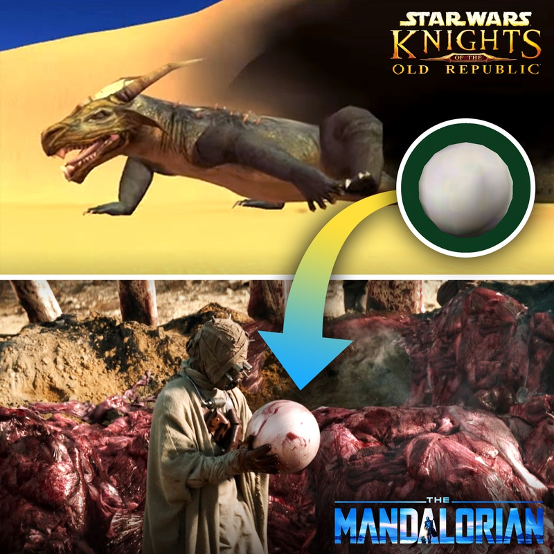 2 сезон «Мандалорец» содержит пасхалку на Star Wars: Knights of the Old Republic