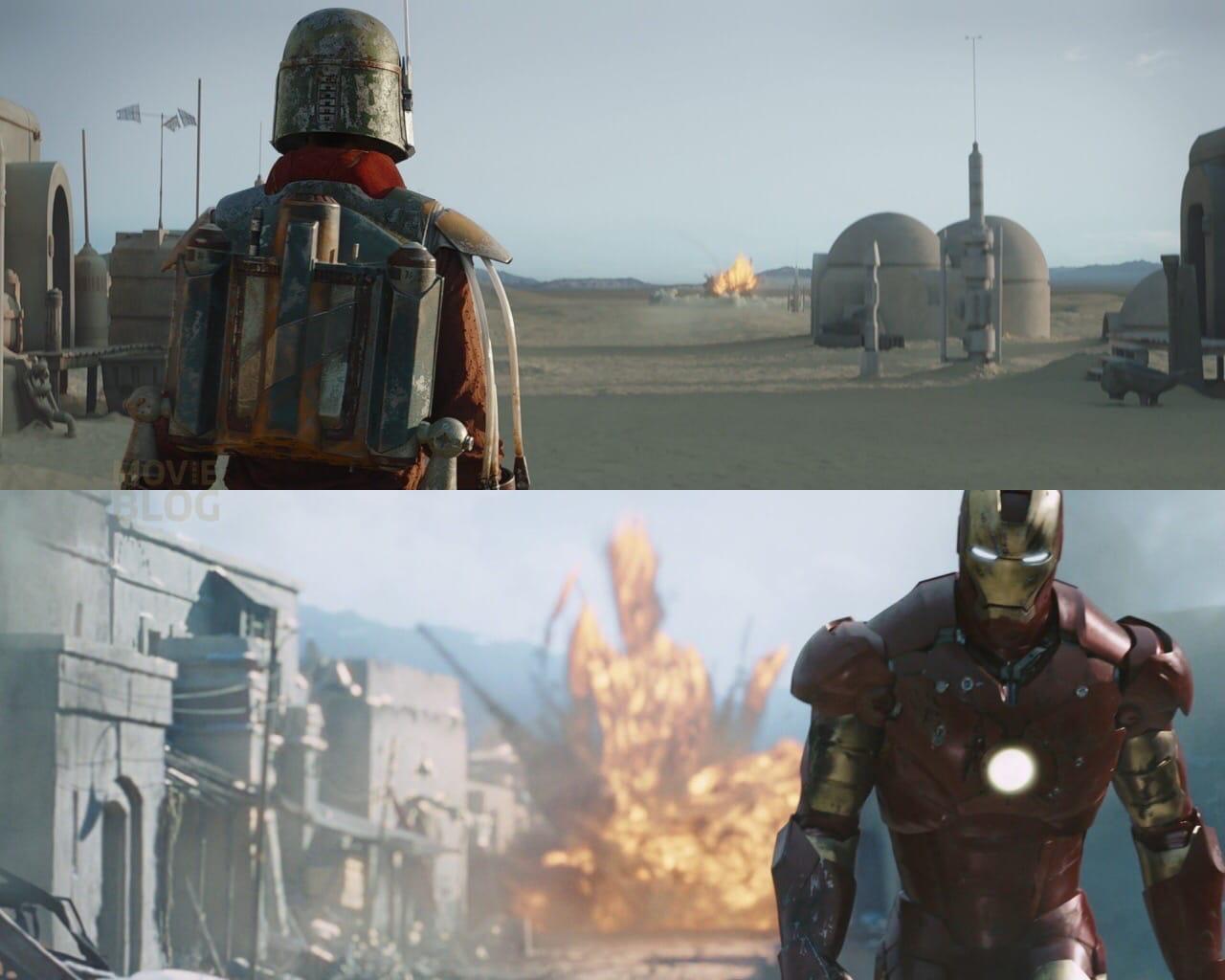 2 сезон «Мандалорец» содержит отсылку на «Железного человека»