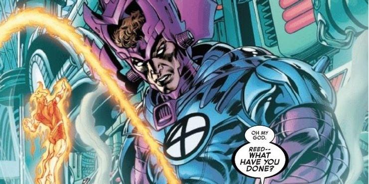 Marvel представили нового Галактуса