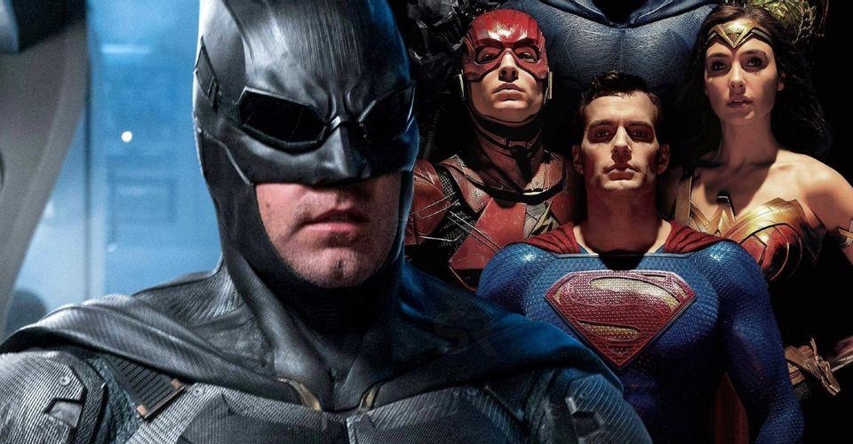 СМИ: Бен Аффлек сыграет Бэтмена в фильме «Лига справедливости 2»