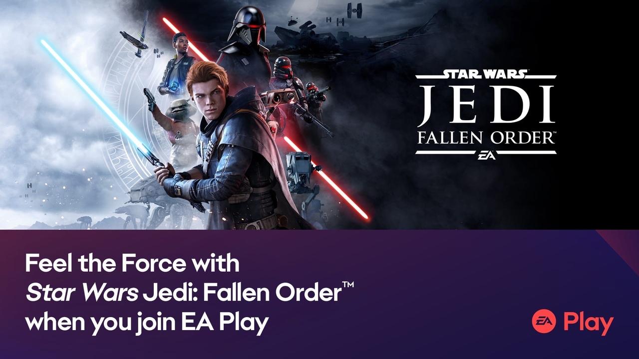 «Звездные войны. Джедаи: Павший Орден» пополнят EA Play и Xbox Game Pass