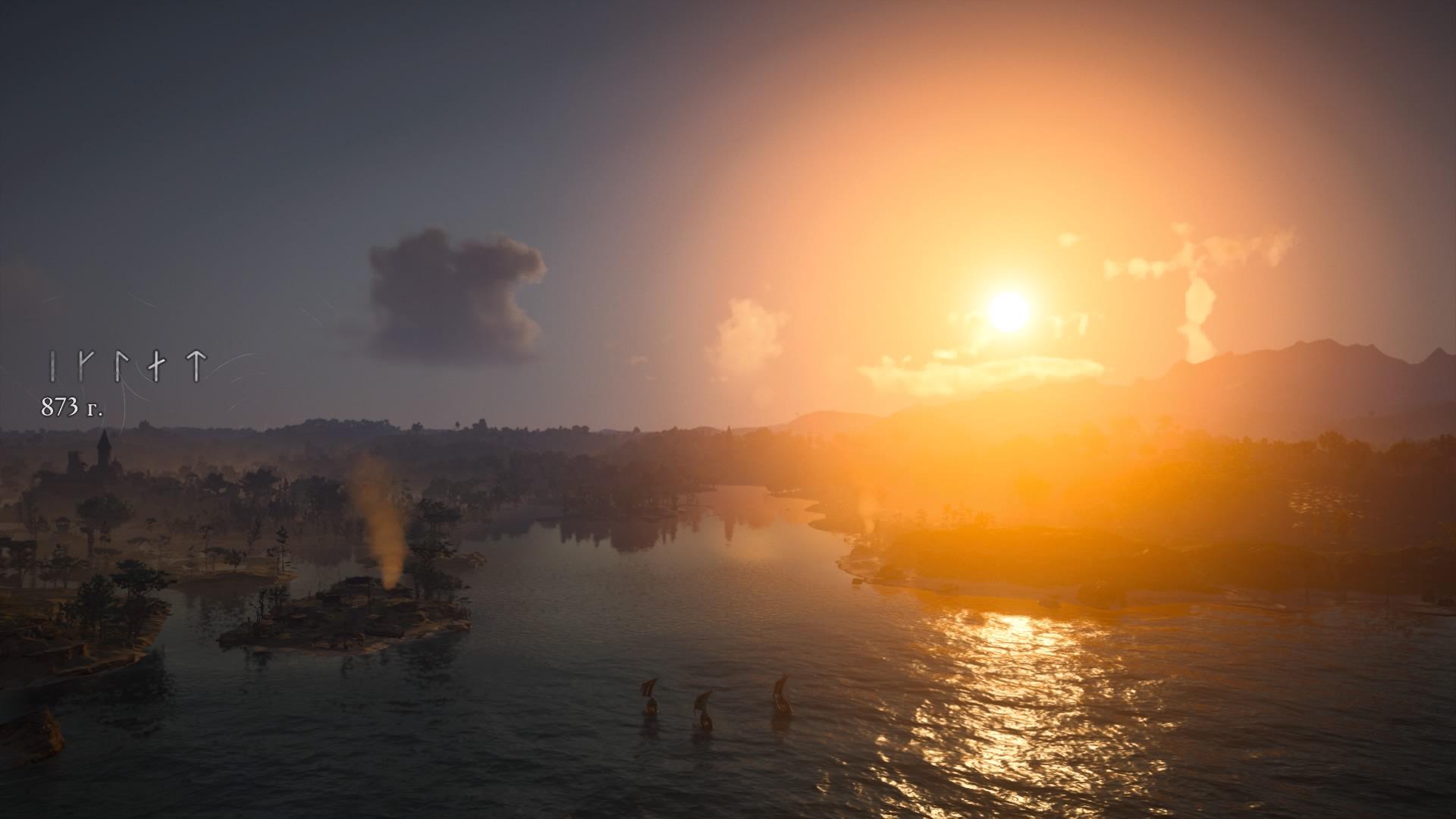 Короткое мнение о Assassin's Creed Valhalla на обычной PS4