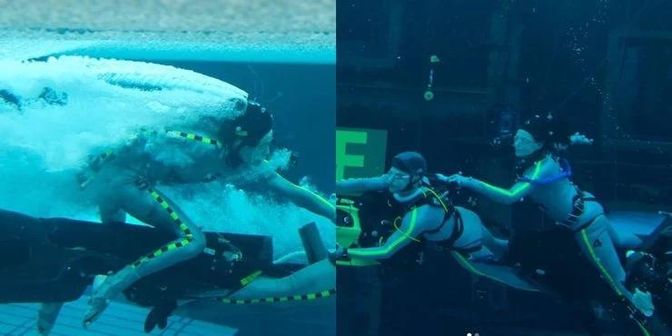«Аватар 2» содержит впечатляющую подводную сцену