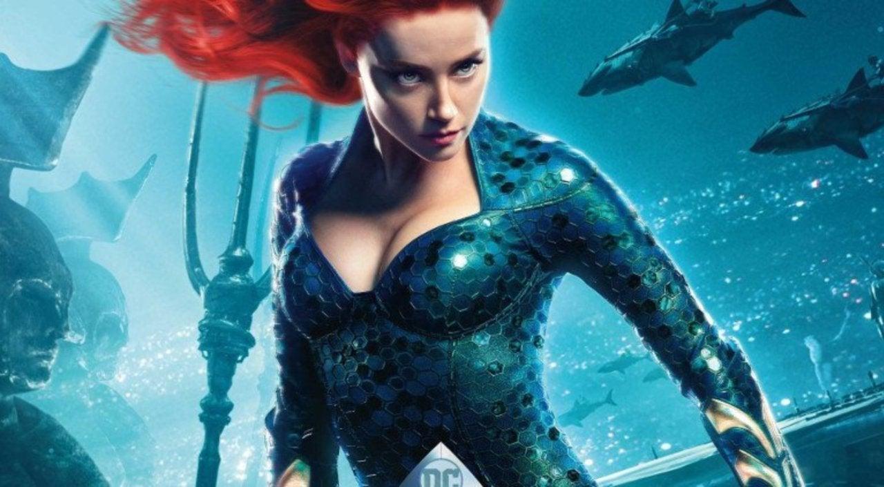 Раскрыта реакция Warner Bros. на требования фанатов уволить Эмбер Херд из «Аквамена 2»