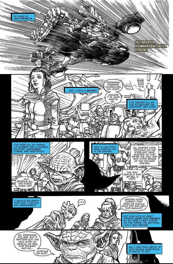 Новый взгляд на молодого Йоду из «Звездных войн: Высшая Республика»