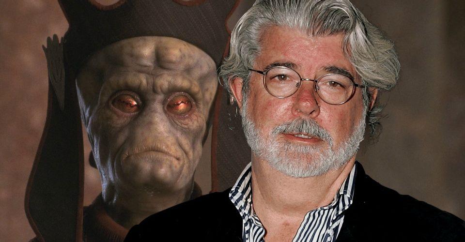 Джорд Лука прокомментировал спорный сюжет «Звездных войн: Призрачная угроза»