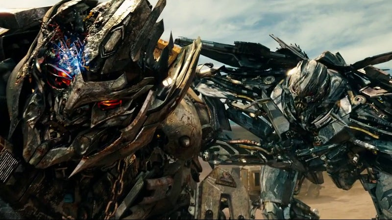 Инсайдер раскрыл новый фильм «Трансформеры»