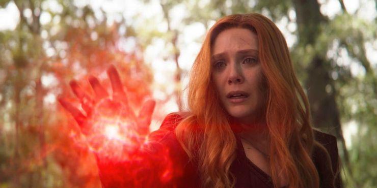 Тизер новых сил Алой ведьмы после «Мстителей: Финал»
