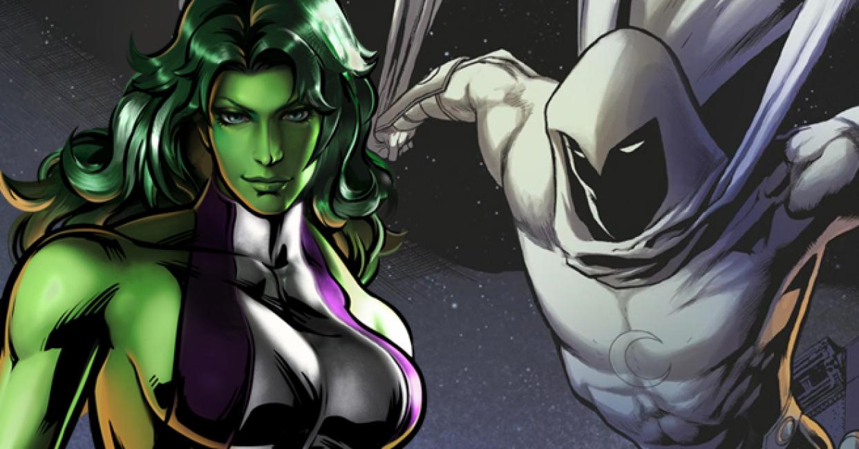 Инсайдер: «Лунный рыцарь» изучит психическое состояние героя Marvel