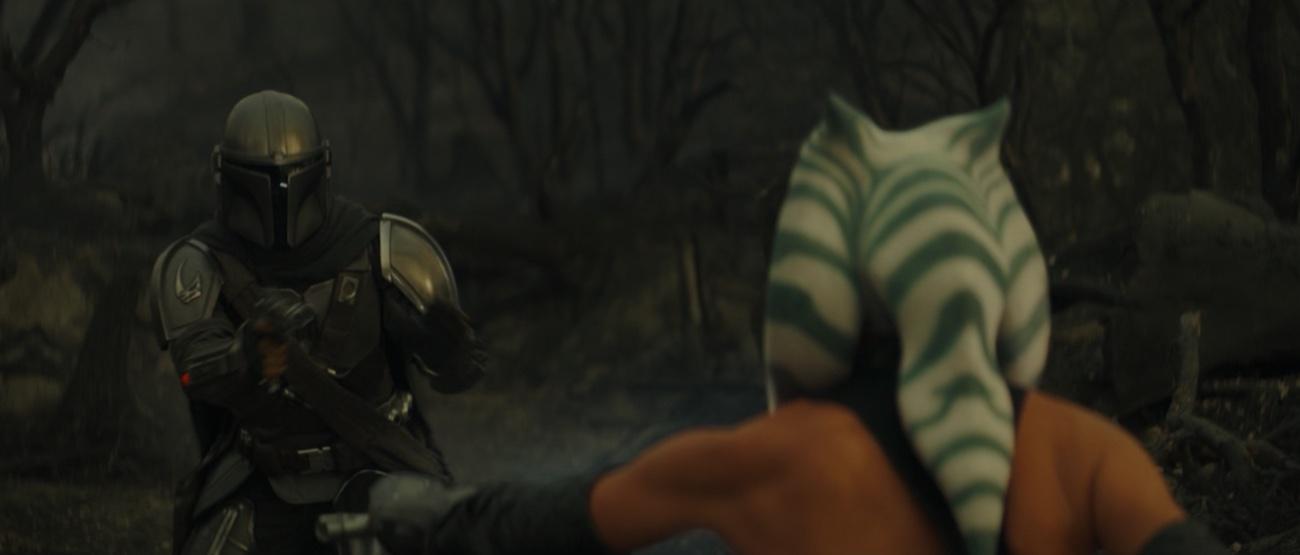Объяснено появление Асоки Тано и кто такой Траун во 2 сезоне «Мандалорец»