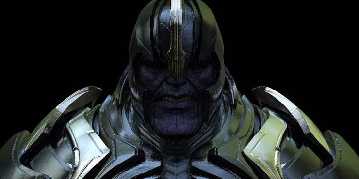 Как Танос мог выглядеть в MCU. Все варианты дизайна