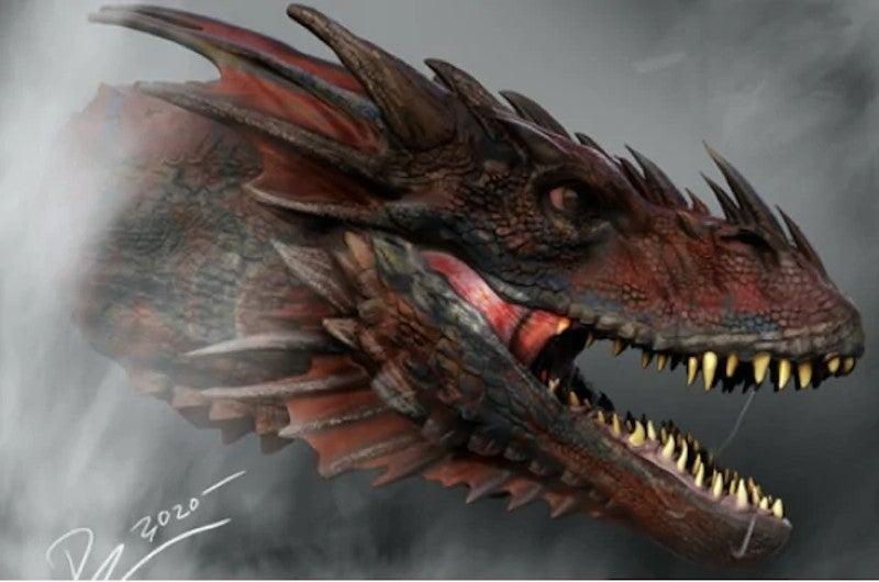 Первый взгляд на сериал «Игра престолов: Дом дракона»