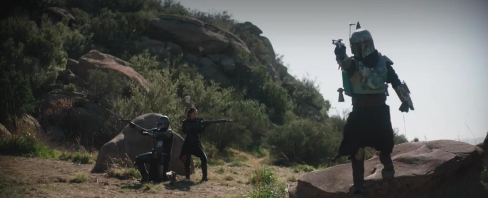 6 эпизод 2 сезона «Мандалорец» показал то, что ждали фанаты «Звездных войн»