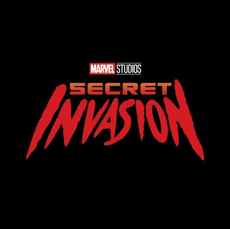 Анонс и лого сериала «Секретное вторжение» от Marvel