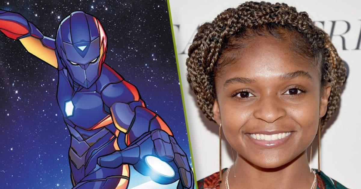Marvel представили замену Железного человека в MCU. Доминика Торн сыграет Железное сердце