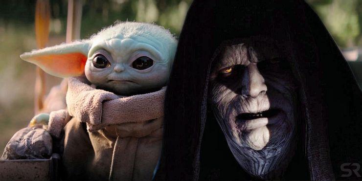 Как Грогу связан с Йодой и Палпатином в «Звездных войных»