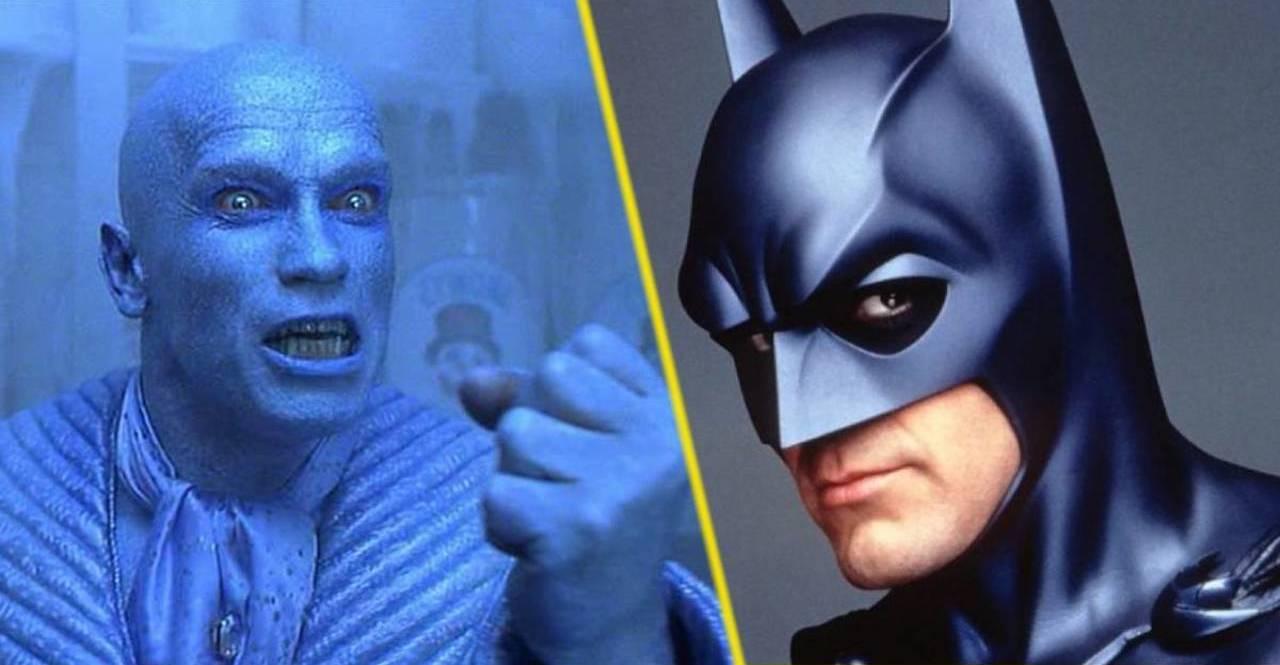 Джордж Клуни высказался об Арнольде Шварценеггере в «Бэтмене и Робине»