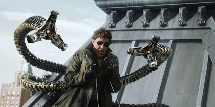 Объяснение, как Электро и Доктор Осьминог могут вернуться в «Человеке-пауке 3»