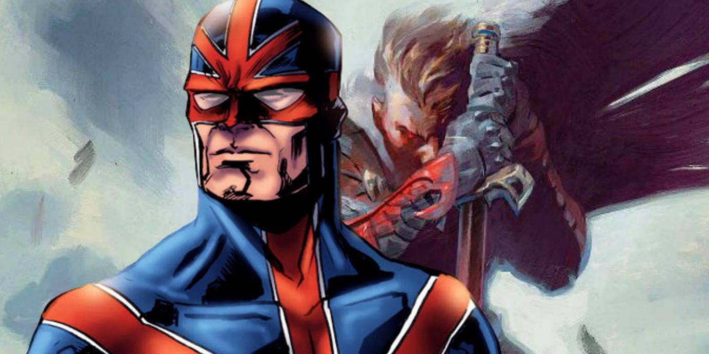 Инсайдер раскрыл появление Капитана Британия в киновселенной Marvel