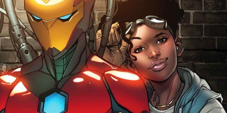 Marvel давно готовили замену Железному человеку в MCU