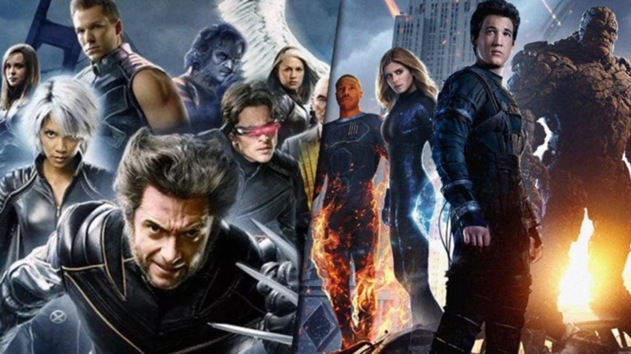Подтверждено существование фильма «Люди Икс против Фантастической четверки»