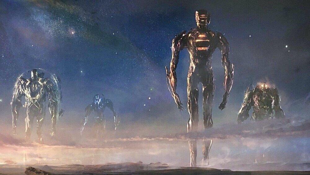 Объяснено, как фильм «Вечные» вписывается в киновселенную Marvel