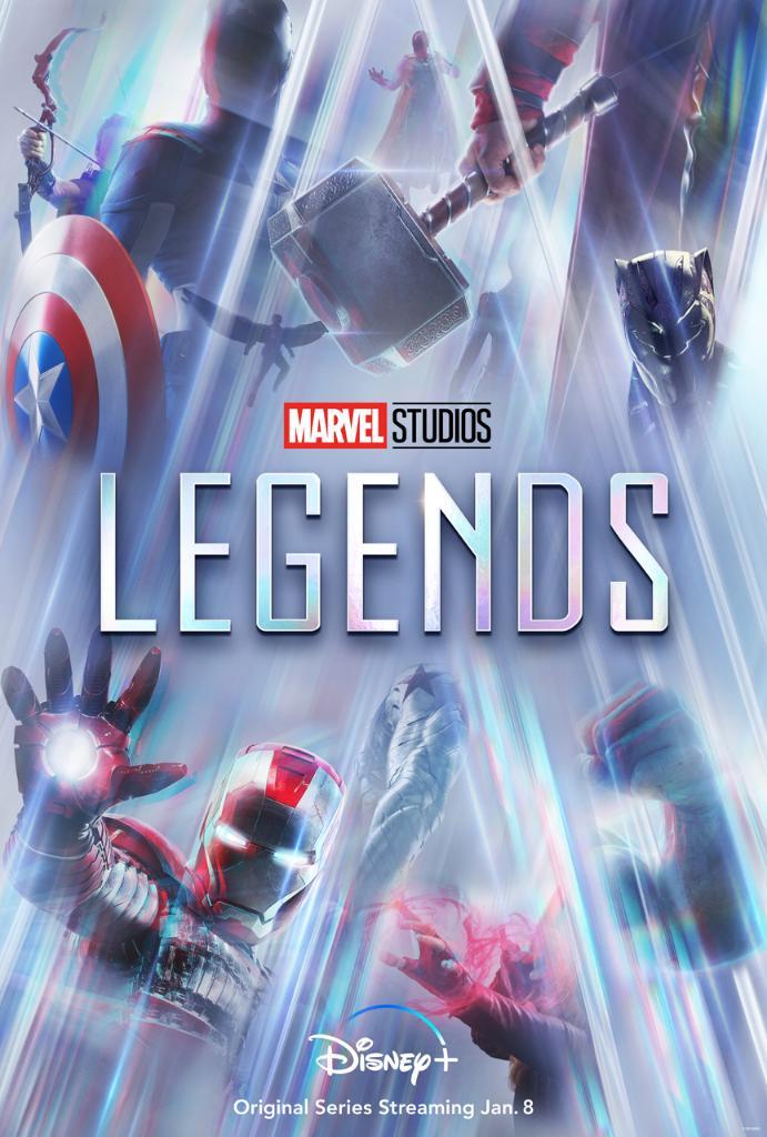 Вышел неожиданный сериал «Легенды» от Marvel