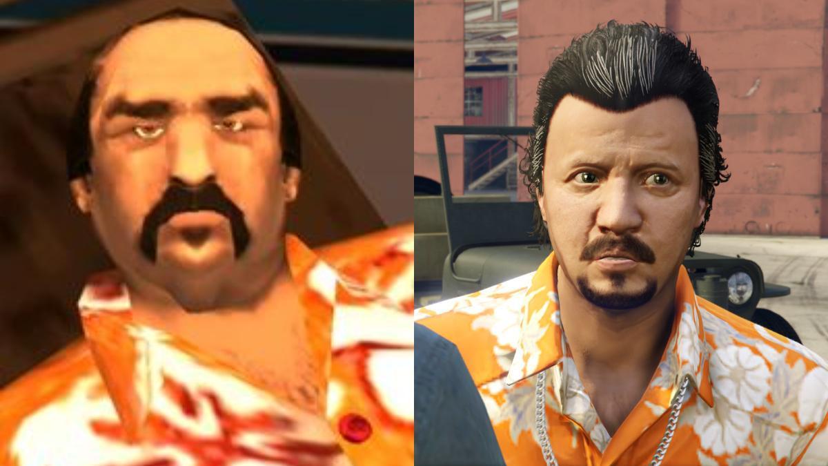 Появился тизер Вайс-Сити в GTA 6 от Rockstar Games