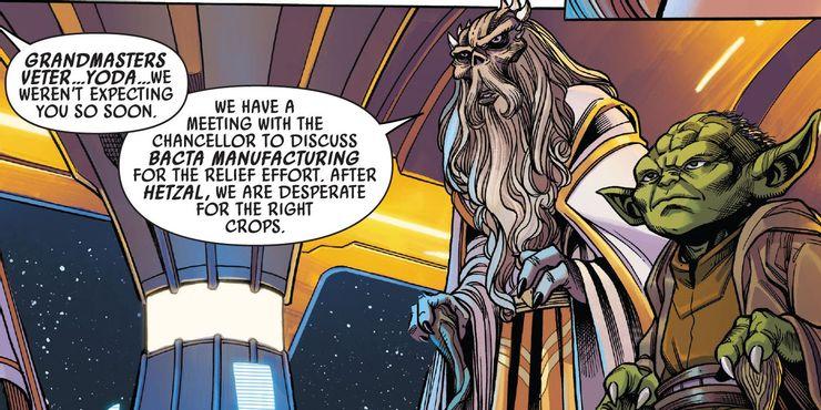 Два гранд-джедая стали каноном вселенной «Звездные войны»