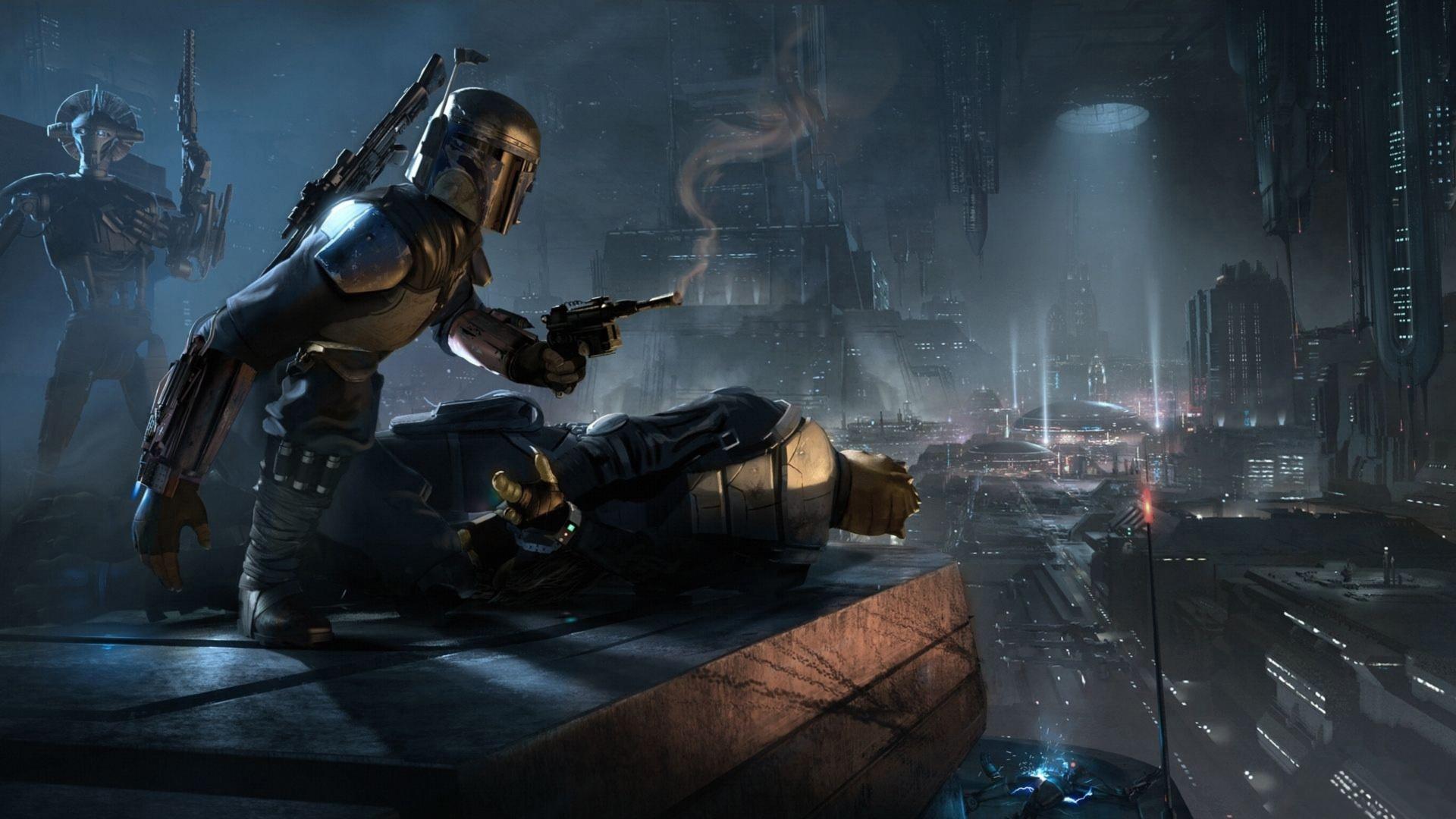Инсайдер: Lucasfilm решили возродить Star Wars 1313